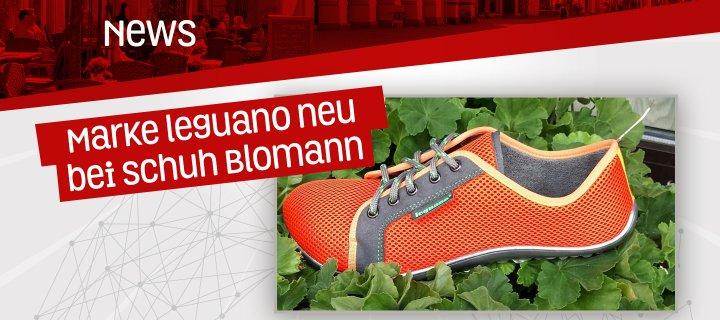 31b5b381abed02 Neue Schuhmarke leguano bei Schuh Blomann!